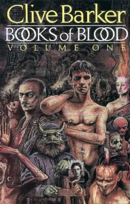 Episode #2 : Books of Blood Volume 1