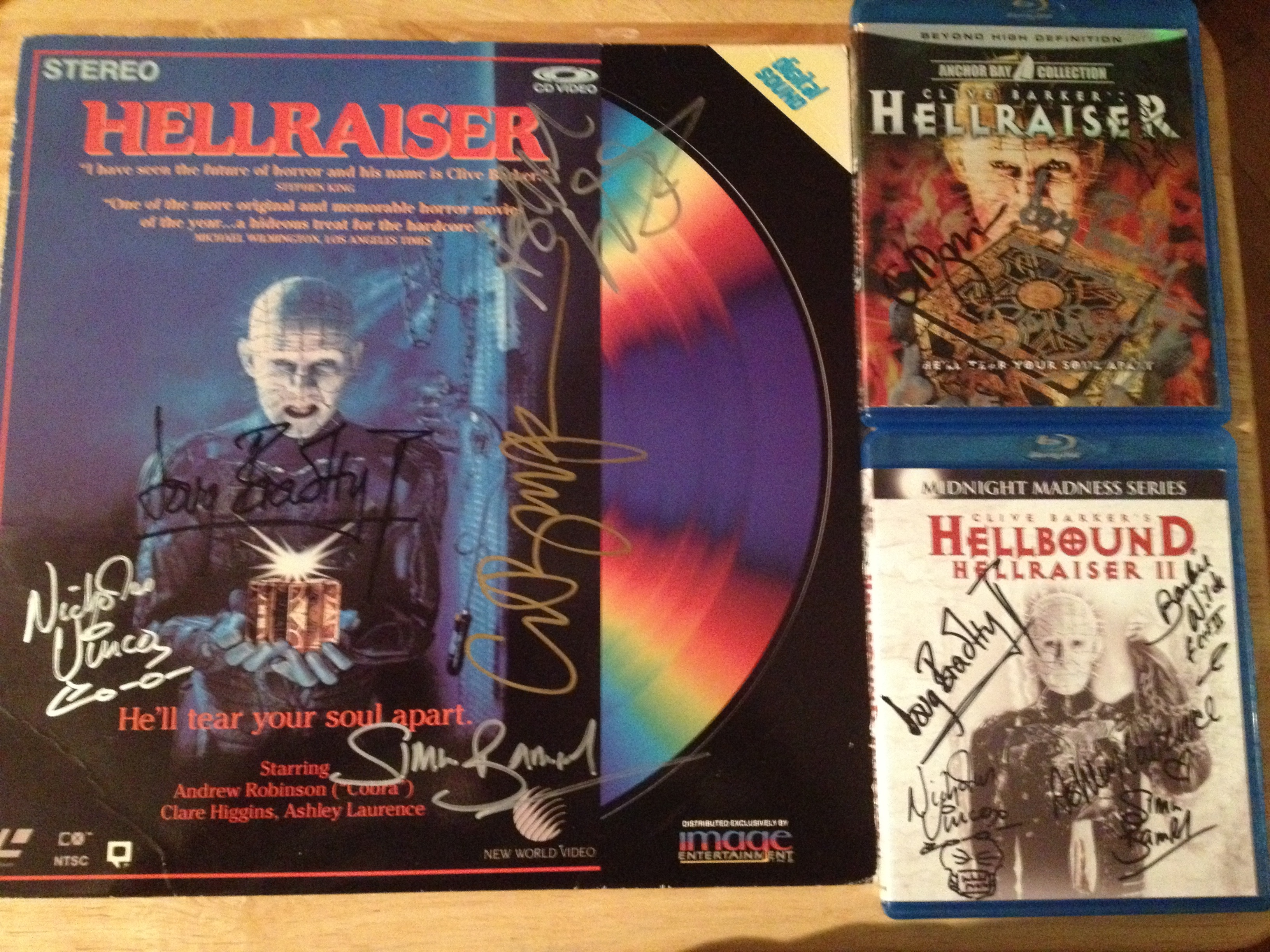 Episode 38 : Hellraiser and Hellbound: Hellraiser 2