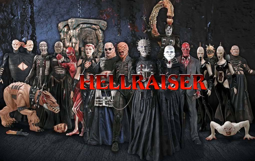 Episode 57 : Elizabeth Howell and Krysi King–Official Hellraiser FB