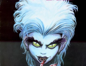 Clive Barker's Nightbreed #8 Retro Review