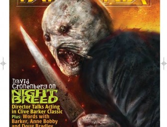 Nightbreed to Feature on Next Fangoria Cover