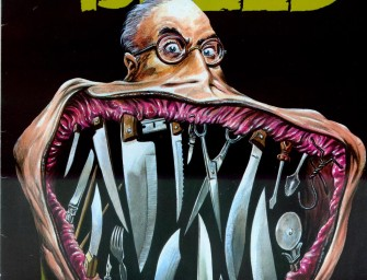 Clive Barker's Nightbreed #9 Retro Review