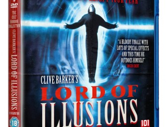 Update: Lord Of Illusions Blu-Ray Available Now for Pre-Order