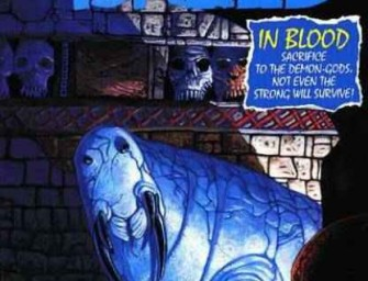 Clive Barker's Nightbreed #12 Retro Review