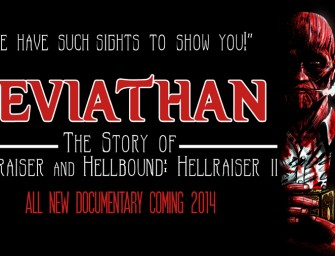 Official Trailer for Leviathan: The Story of Hellraiser and Hellraiser II Hellbound
