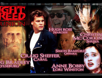 Nightbreed Reunion at Days of the Dead Indianapolis