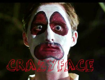 Crazyface by Clive Barker – Minneapolis Production Trailer