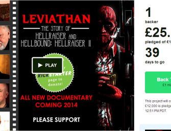 LEVIATHAN Documentary now on KICKSTARTER