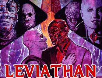 Leviathan: The Story of Hellraiser and Hellbound: Hellraiser II News!!!