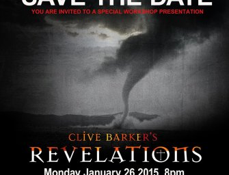 Clive Barker's Revelations: A Stage Play.