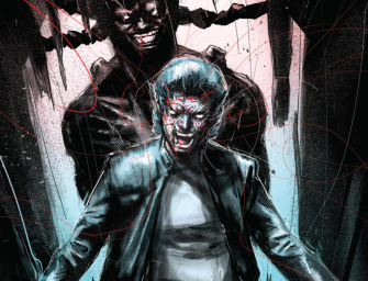 Exclusive Preview Pages of Nightbreed #7!!!