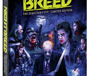 Nightbreed Limited Edition Giveaway!!!
