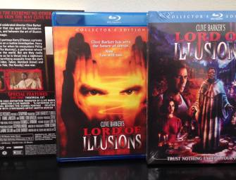 First samples of Clive Barker's Lord of Illusions Bluray!!!