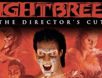 Nightbreed Director's Bluray Receives Nominations!