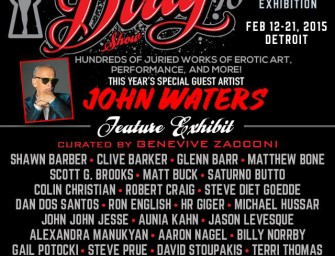 The Dirty Show Exhibition to feature Clive Barker Work!!!