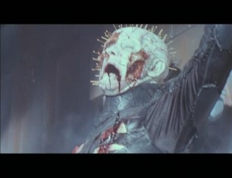 Clive Barker says Goodbye to Pinhead in latest Interview…