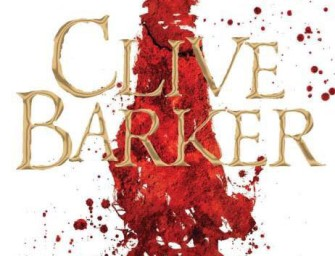New Tag Line for the UK Cover for The Scarlet Gospels!!!