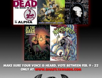 Hellraiser: Bestiary Receives Award Nominations!!!