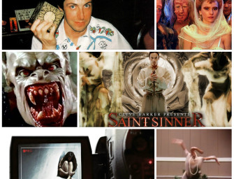 Weekly 5: The 5 Weirdest Clive Barker Adaptations