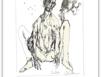 New Kickstarter featuring work by Clive Barker!!!