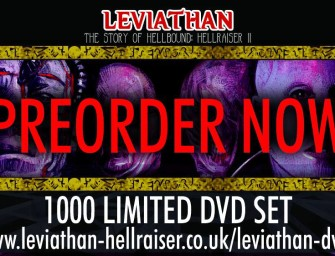Leviathan is up for Pre-Order!!!