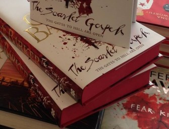 Scarlet Gospels Red-Edge Page Editions…