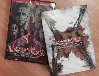 Leviathan Documentary to start shipping this Wednesday!!!