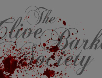 The Clive Barker Society Group Site goes Live!!!