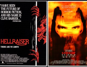 Double Retro Review: Hellraiser and Lord of Illusions