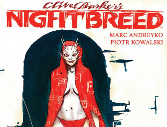 Nightbreed Trade Paperback Editions!!!