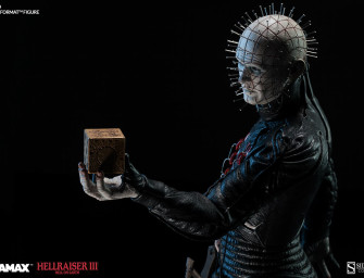 Sideshow Collectibles to Release Limited Pinhead Figure!!!