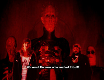 Once Upon a Time: Jay and Silent Bob vs Pinhead!!!