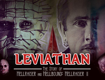 Review – Leviathan: The Story of Hellraiser (Disc 1)