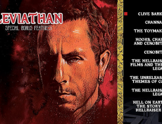 Review – Leviathan: Extras (Disc 3)
