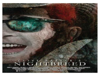 New Nightbreed Poster For Sale