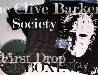The Clive Barker Society: Welcome Package