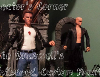 Collector's Corner: Custom Nightbreed Figurines