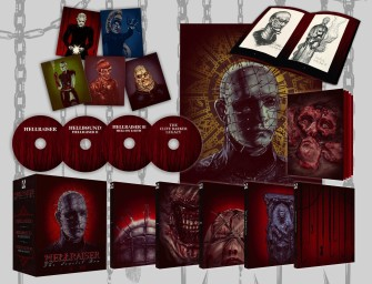 The Scarlet Box is being released in US!