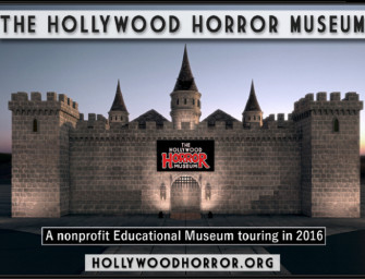 Help Support Hollywood Horror Museum Along with Clive Barker