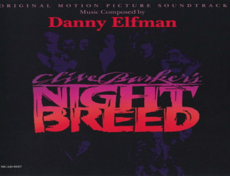 Tuesday Tunes: Nightbreed Main Titles