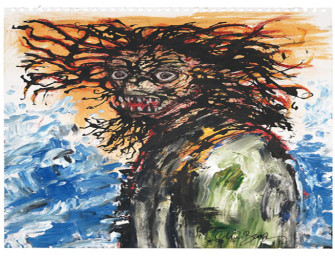 Beautiful New Artwork for Sale at RealCliveBarker.Com