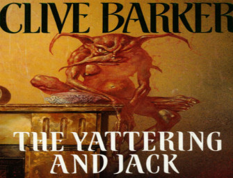 New Clive Barker Projects on the Horizon!
