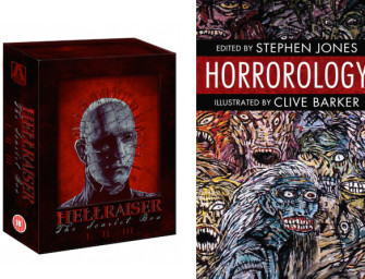 Time is Running out for Scarlet Box and Horrorology!