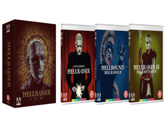 Arrow Video to Release Another Hellraiser Boxset!
