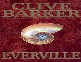 Clive Barker's Everville Coming to Audible!