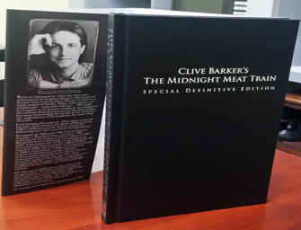 Dark Regions Press Offers up Four Copies of the Midnight Meat Train!