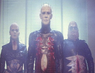 Hellraiser: Judgment's Other Cenobites