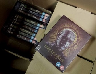 Hellraiser Trilogy Box Set News