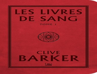New French Edition of The Books of Blood Coming Soon!