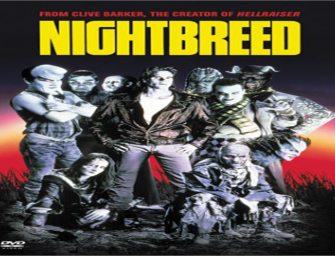 35mm Screening of Nightbreed Announced
